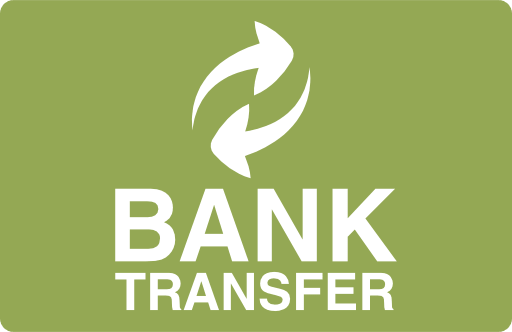 Bank transfer payment