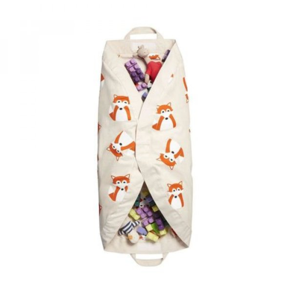 Play mat bag - Fox