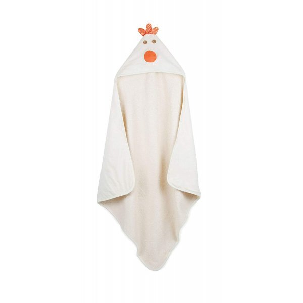 3Sprouts Hooded Towel, Chicken – Soft Cotton Hoo...