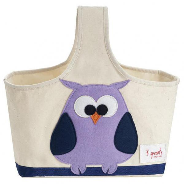 Storage caddy - Owl