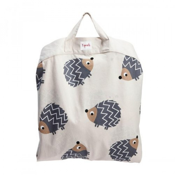 Play mat bag - Hedgehog