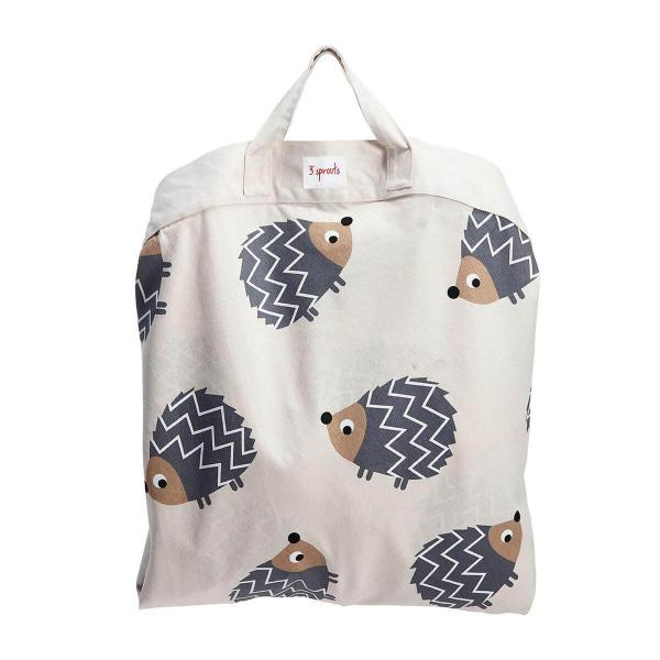 Play mat bag - Hedgehog