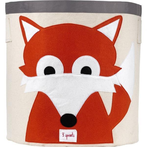 Storage bin - Fox