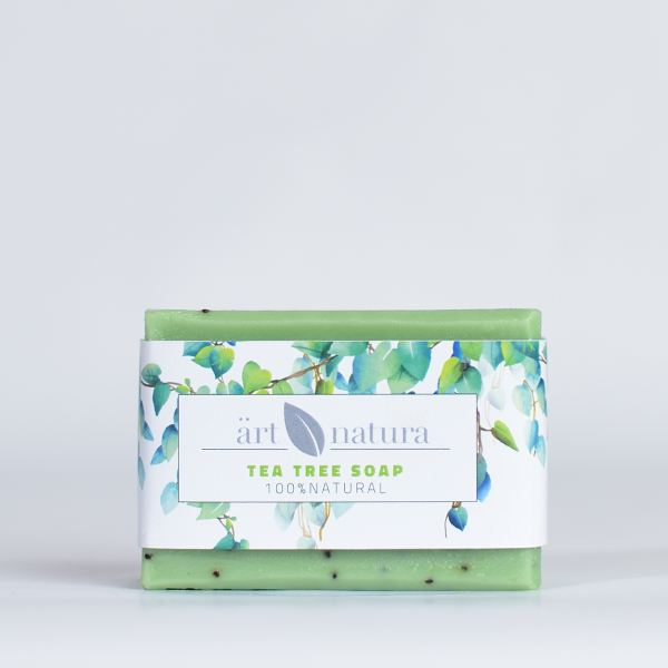 ArtNatura tea tree soap for face wash