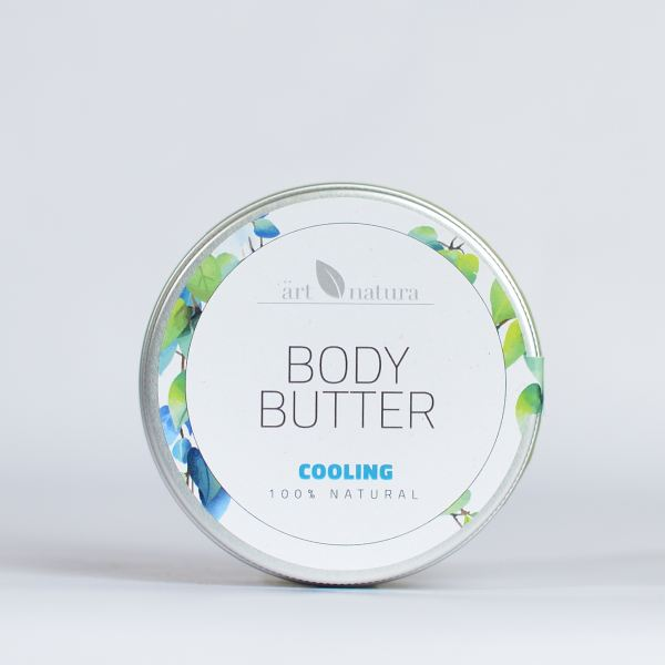 ArtNatura cooling body butter 100ml