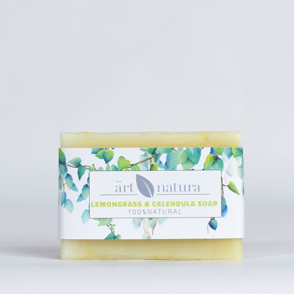 ArtNatura lemongrass and calendula soap
