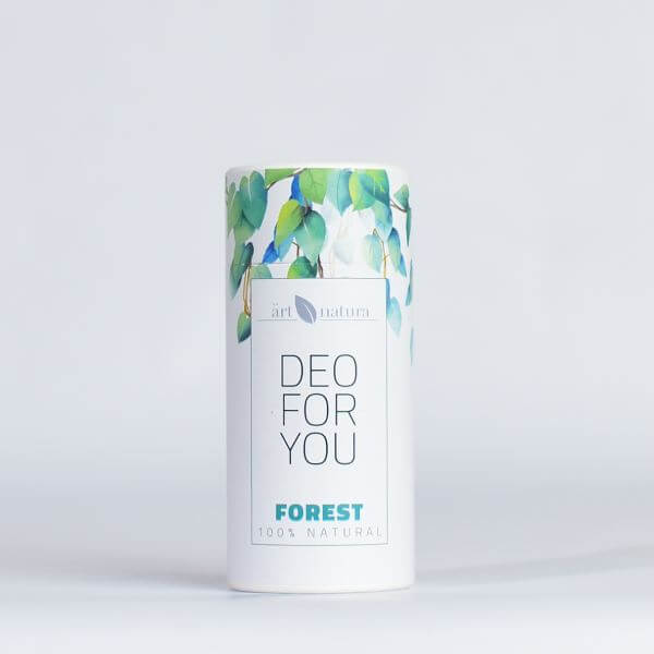 Artnatura Forest natural deodorant