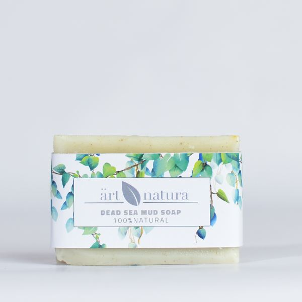 ArtNatura dead sea mud soap