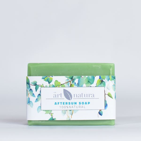 ArtNatura aftersun soap