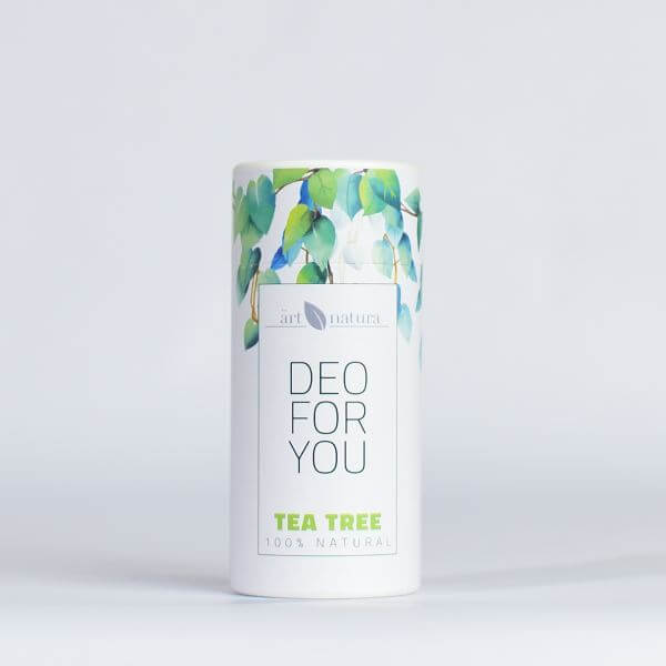 Artnatura Tea tree natural deodorant