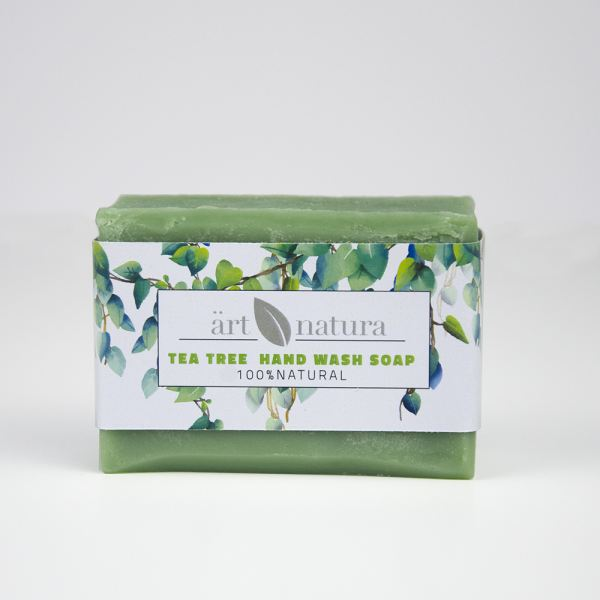 Artnatura soap bar with teatree