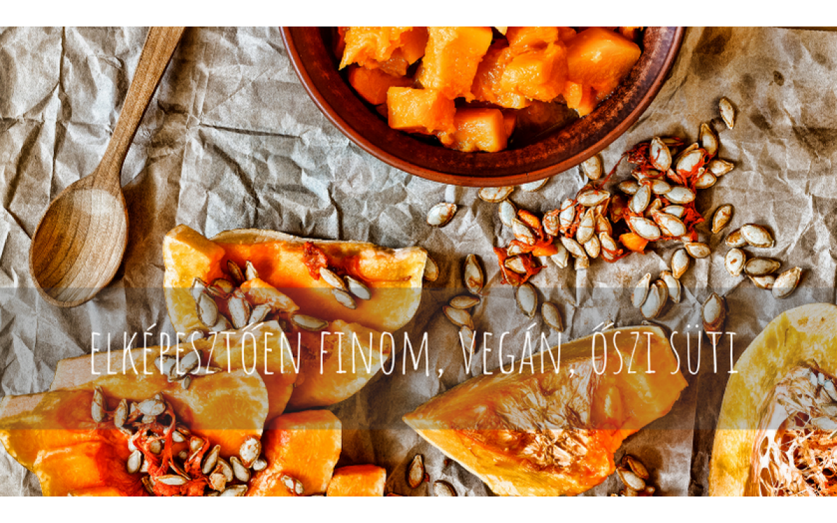 Delicious, vegan pumpkin cake recipe