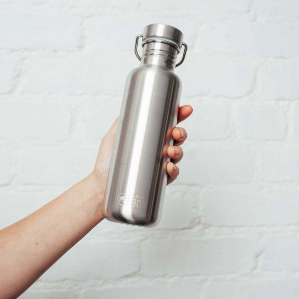 Single wall water bottle 750ml