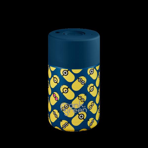 Minion ceramic reusable cup 10oz / 295 mL Deep Oce...