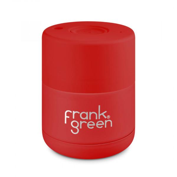 Hordozható kávéspohár és termosz 175 ml piros