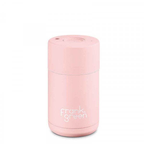 Ceramic reusable cup 295 ml blushed