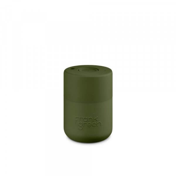 Ceramic reusable cup 175 ml