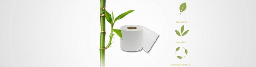 Bambusz WC papír