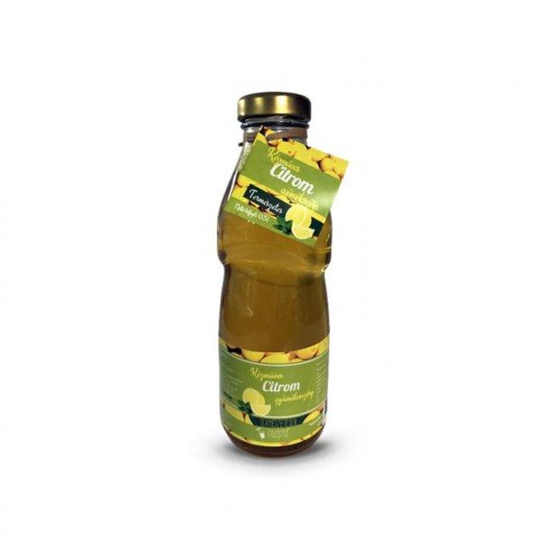 Kézműves Citrom Gyümölcsszörp, 500 ml