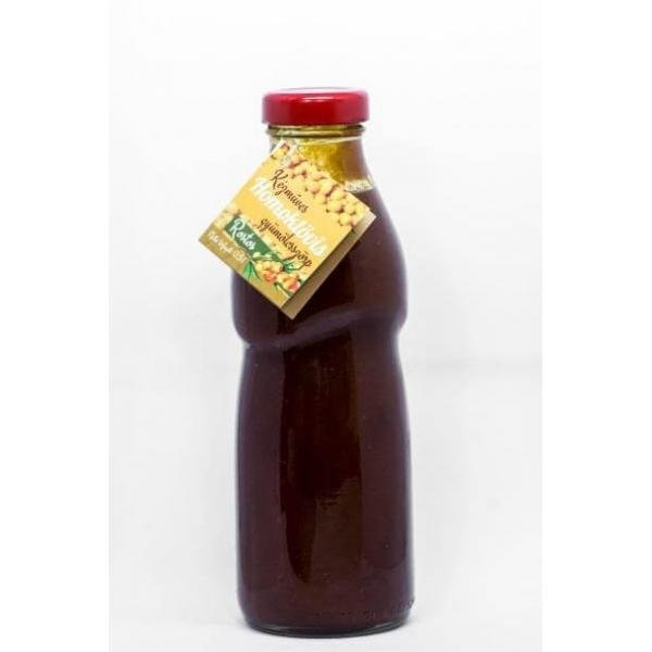Artisan sea-buckthorn flavoured fruit syrup 500 ml...