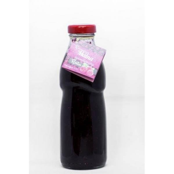 Artisan raspberry flavoured fruit syrup 500 ml - K...