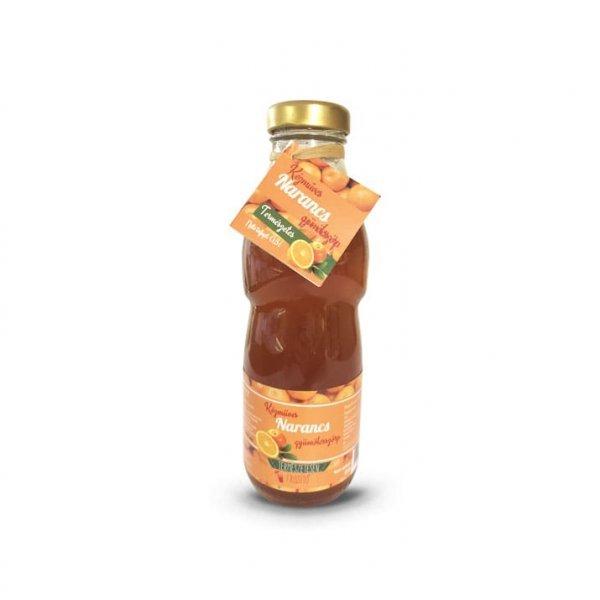 Kézműves Narancs Gyümölcsszörp, 500 ml