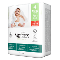 Moltex pure and nature öko bugyipelenka Maxi 7-12...