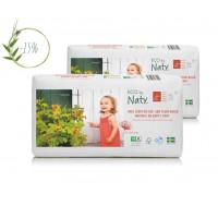 Naty 4 pluszos biopelenka csomag akció 9-20 kg ec...