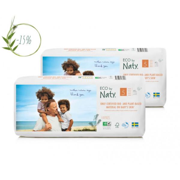 Naty 5-ös biopelenka csomag akció 11-25 kg econo...