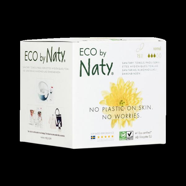 Naty® bio intimbetét normál