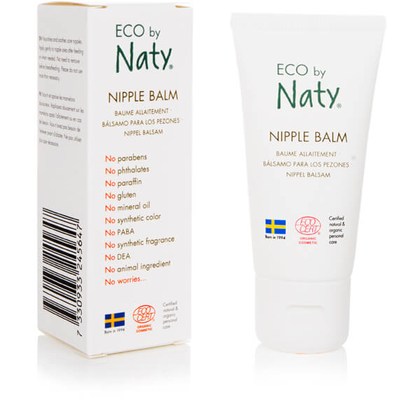 Naty Nipple Balm 30 ml