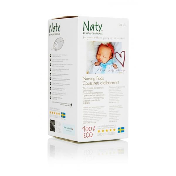 Naty® bio melltartóbetét