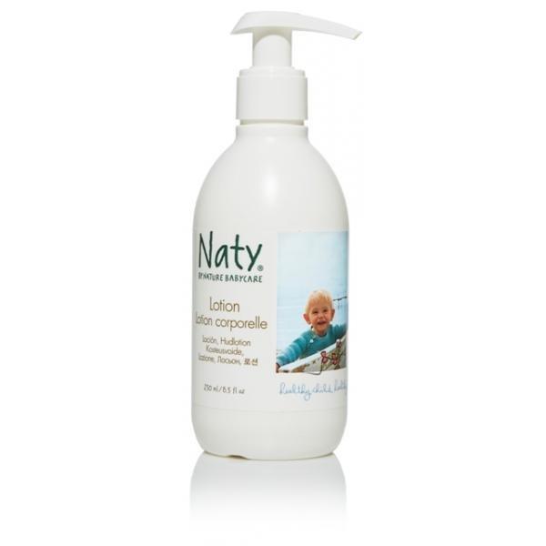 Naty® természetes babaápoló krém (kifutó kiszerelés)