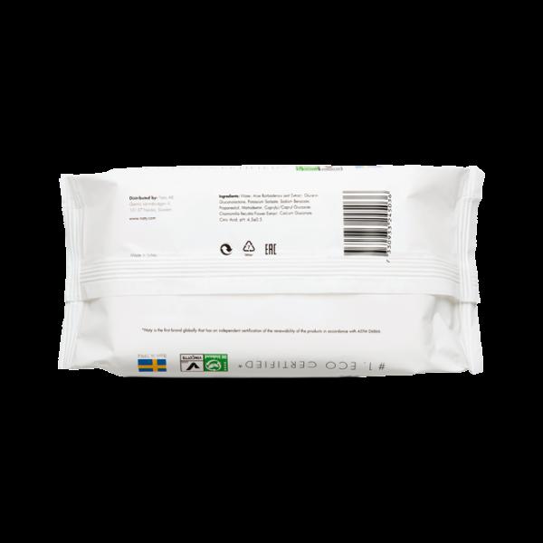 Naty® Eco Wipes - Aloe Scented (56 Ct)