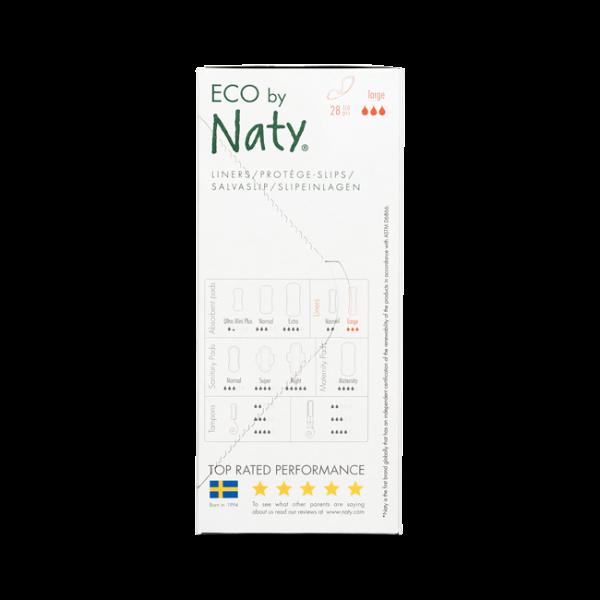 Naty® tisztasági betét nagy méret