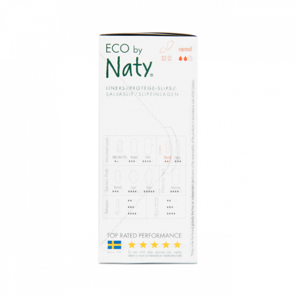 Naty® Panty Liners Normal