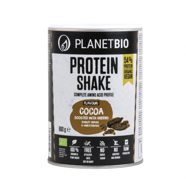 VEGAN PROTEIN BLEND COCOA 600 g
