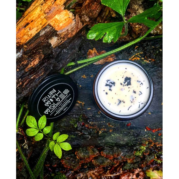 Natural soy wax candle - Black Moon