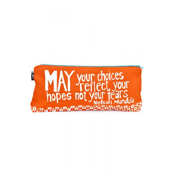 Mandela Pouch Orange
