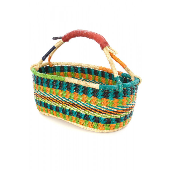 Ghanaian Bolga Berry Picking Basket
