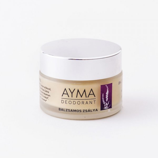 BALSAMIC SAGE deodorant cream 30g