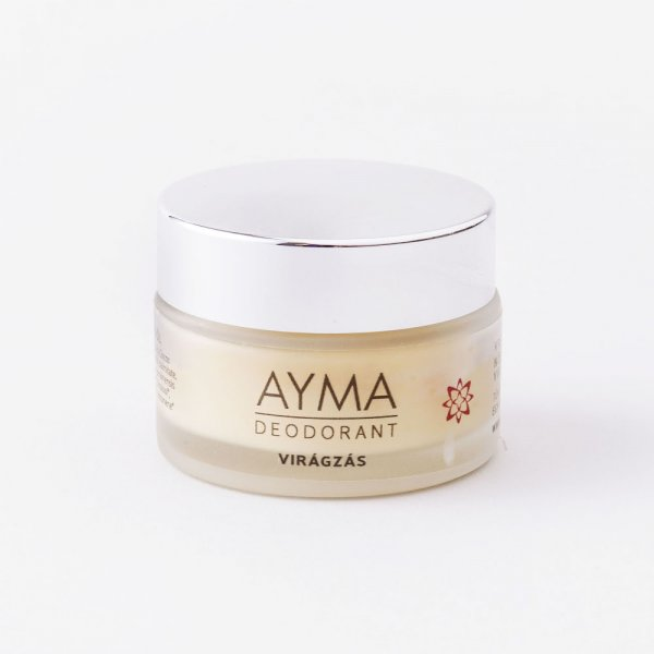 AYMA FEMALE TRIO FLORESCENCE deodorant cream 30g