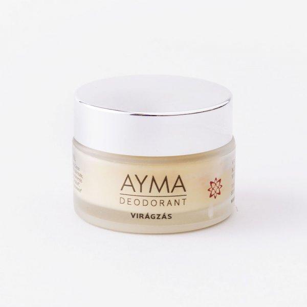 AYMA female trio floresence deodorant cream 30g