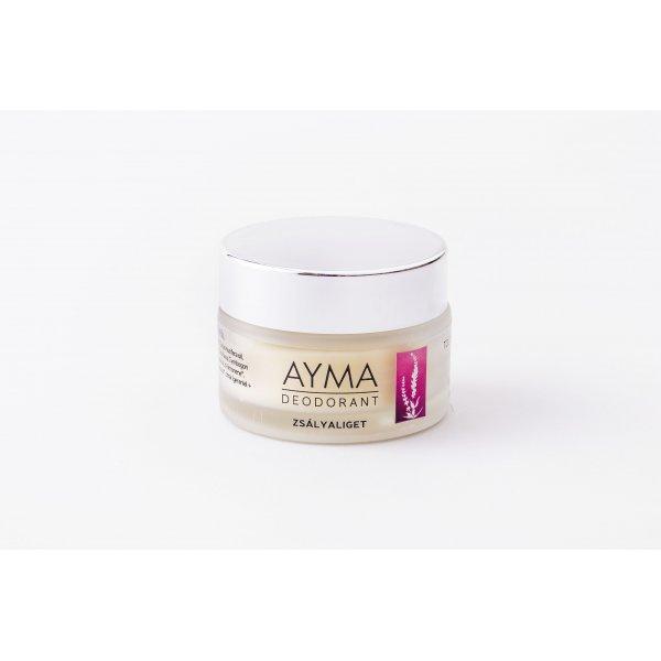 Sage garden deodorant cream