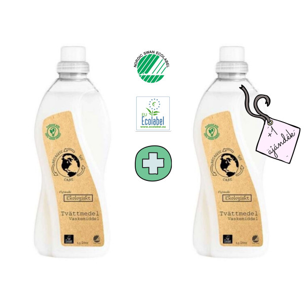 Hypoallergenic Ecologic Liquid Detergent 1,5 l pay...