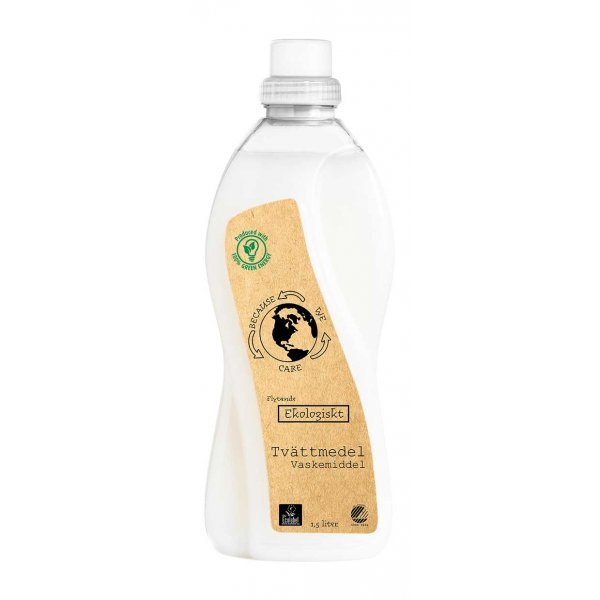 Because We Care Hypoallergenic Ecologic Liquid Det...