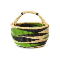 Handmade Bolga Basket - Moringa