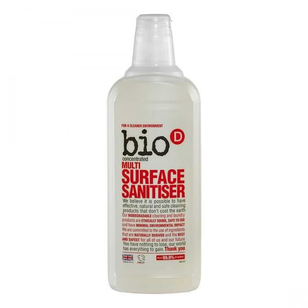 Bio-D Surface Disinfectant 0.75l