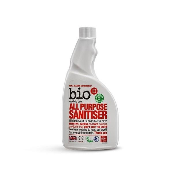 Bio-D Infusion Spray For Refill Every Surface 0.5l