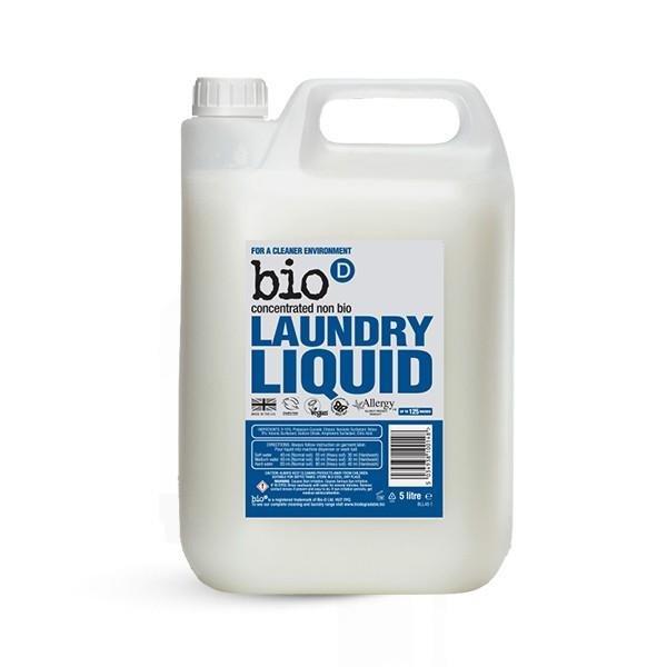 Bio-D folyékony mosószer 5l *** Új Formula!!! I...